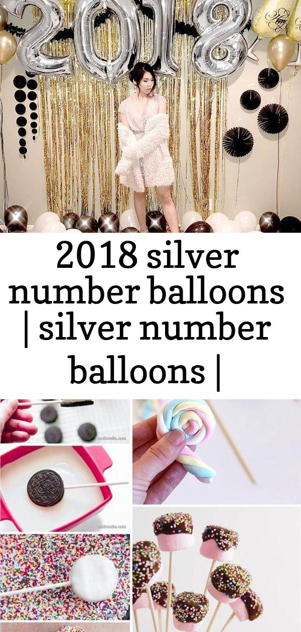 2018 silver number balloons  silver number balloons  metallic number balloons  silver party dec 2 Tea Party Ideas Are you a professional feeling stressful Escape from you...