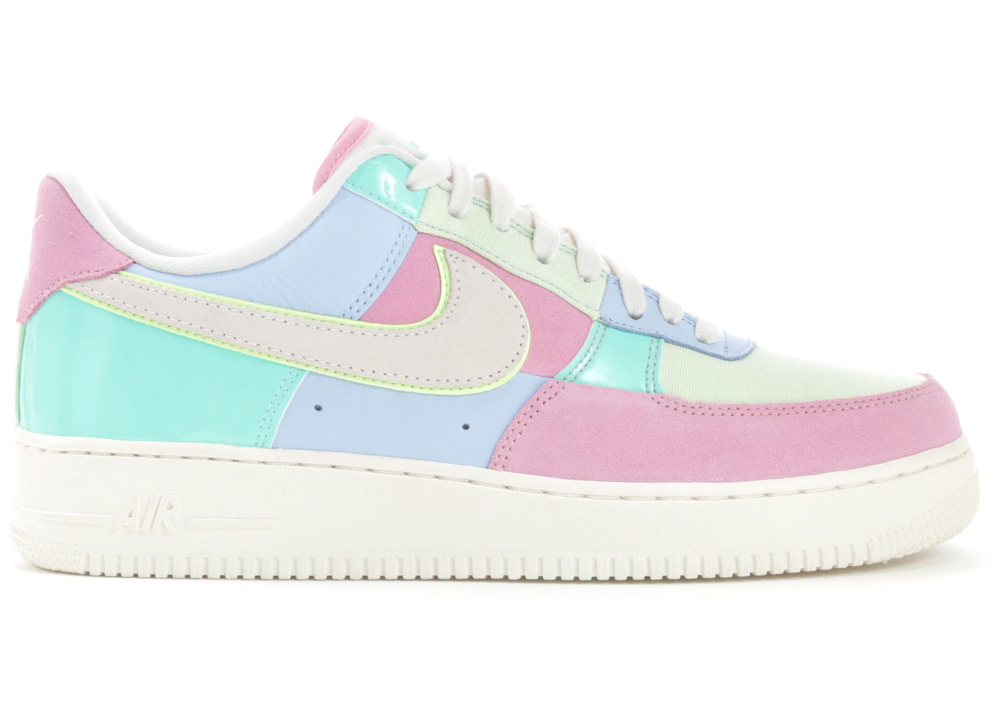 2018 Nike Air Force 1 Low 'Easter Egg' For Sale – New