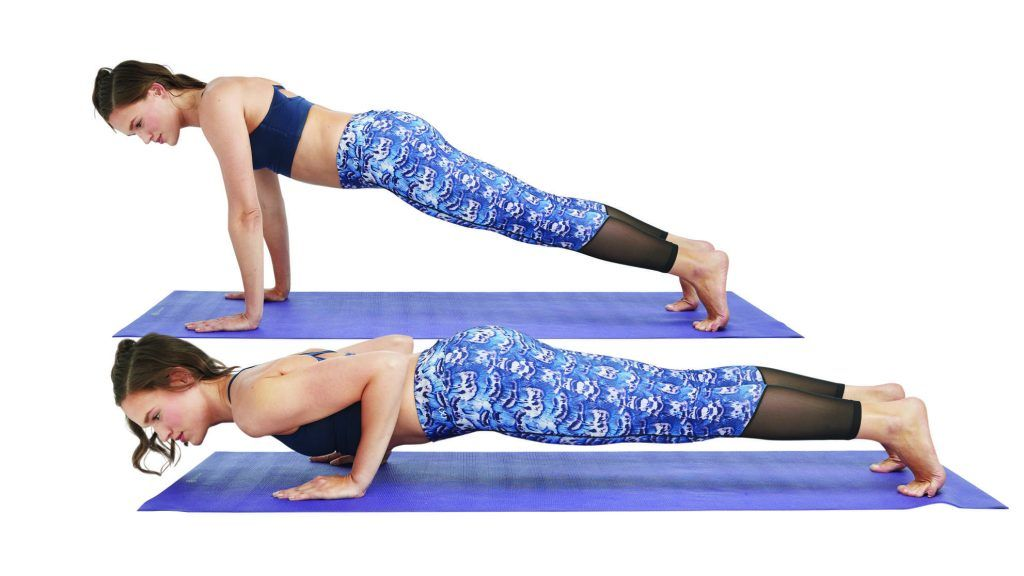 Checkout This At-Home Pilates Workout Routine for Beginners #pilatesworkoutroutine