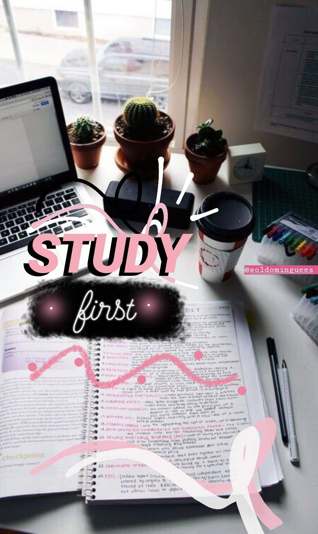 Study First Follow Motivation2study For Daily