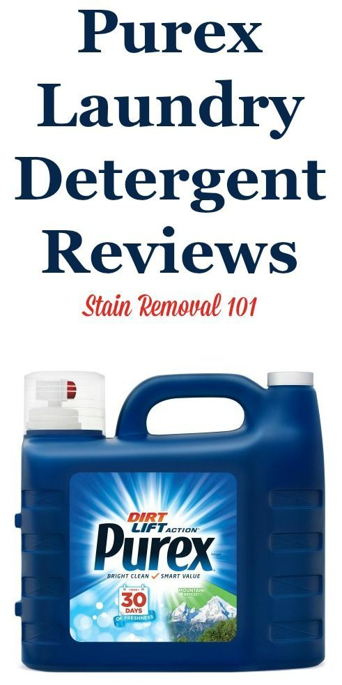 Purex Laundry Detergent Reviews Ratings And Information With Images Purex Laundry Detergent Laundry Detergent Reviews Laundry Detergent