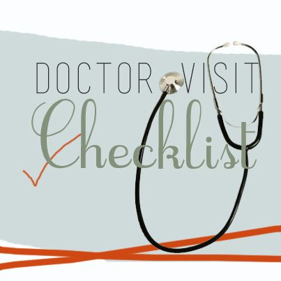 checklist for successful doctors visits for seniors personal