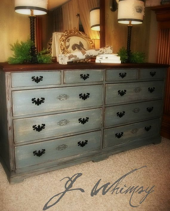 This Would Be A Beautiful Refinish For My Big Oak Bedroom Set
