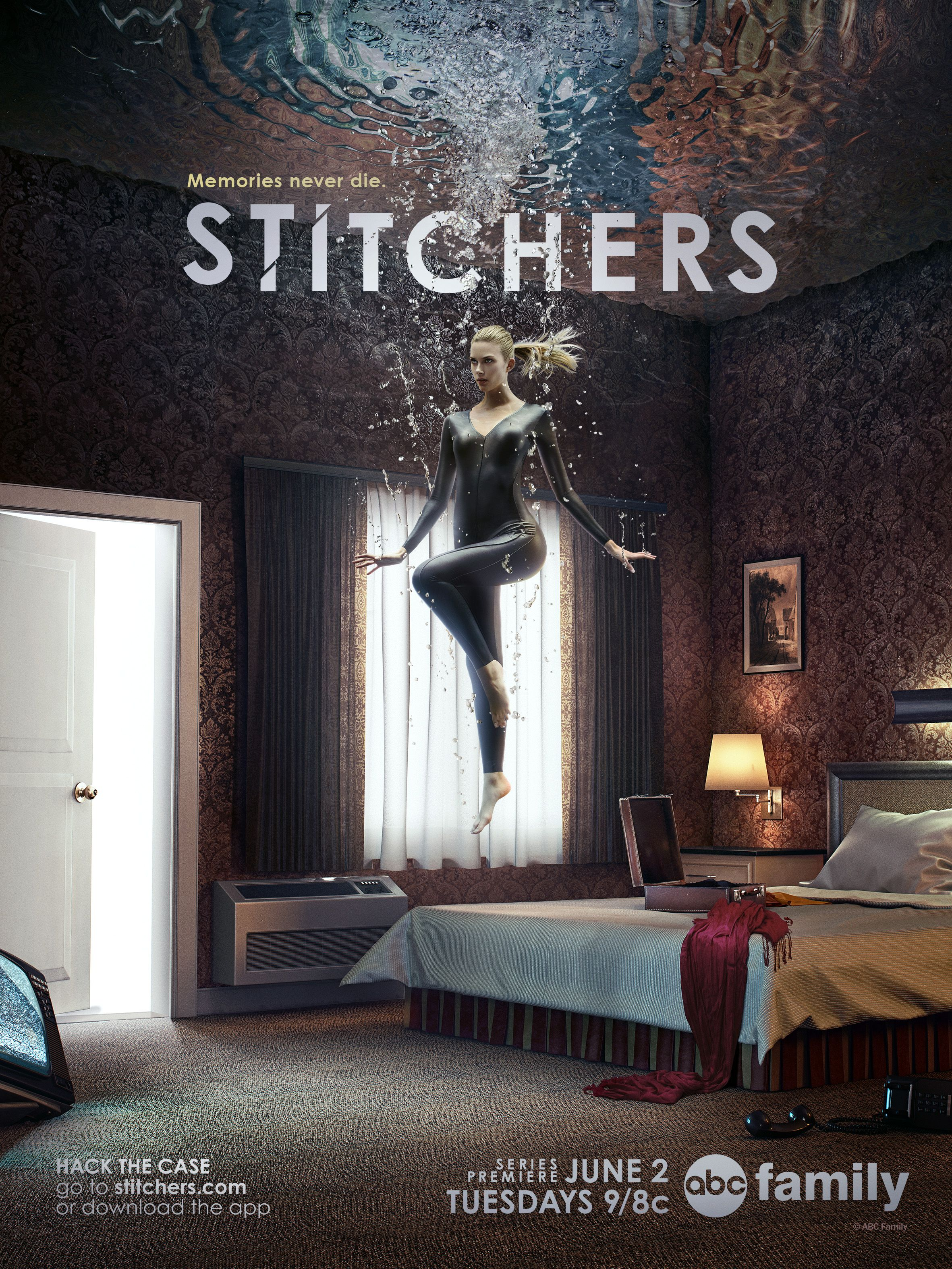 Get A First Look At Promotional Art For Abc Family S Stitchers
