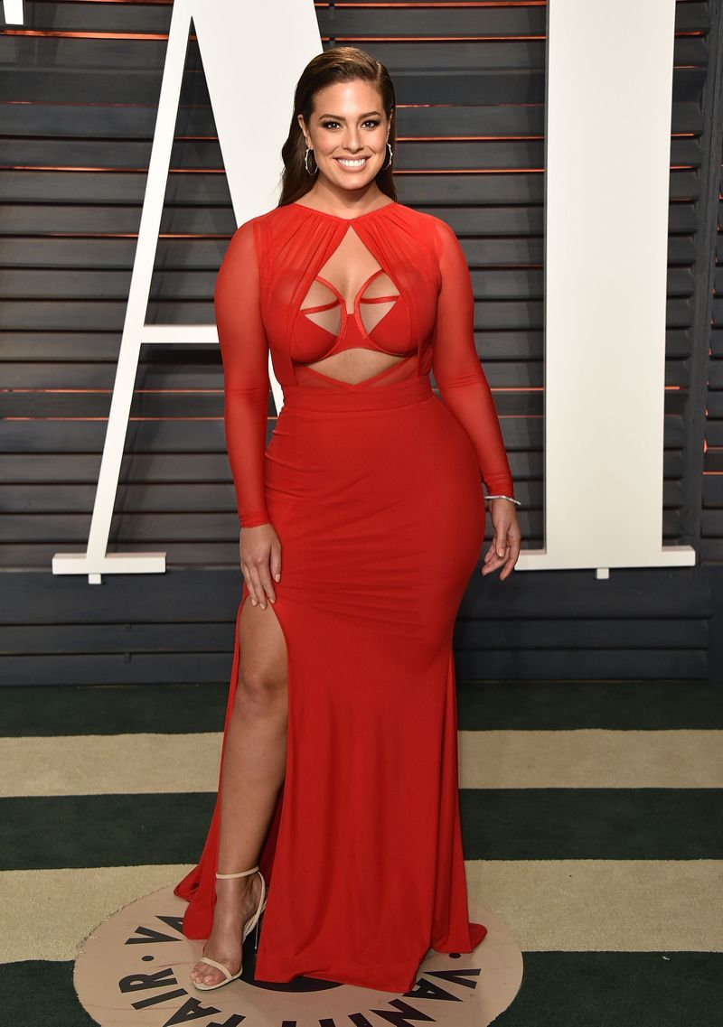 Ashley graham on her dressbarn collab u why she wore that revealing