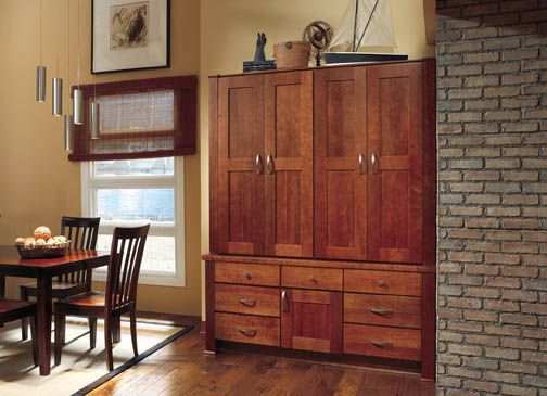 Link To Wellborn Cabinet Lines, Three Levels, Different Wood Species And  Finishes, And