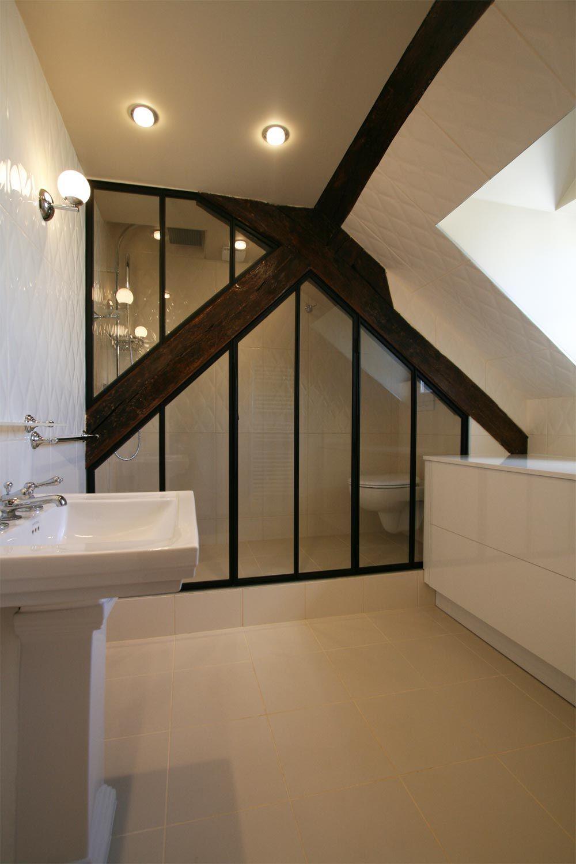 Rénovation appartement en combles à saint germain des prés Paris ...