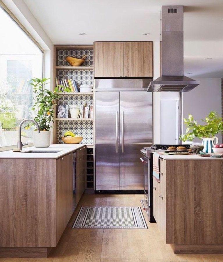 Idea by Troy Wilson on Kitchens | Walnut kitchen cabinets ...