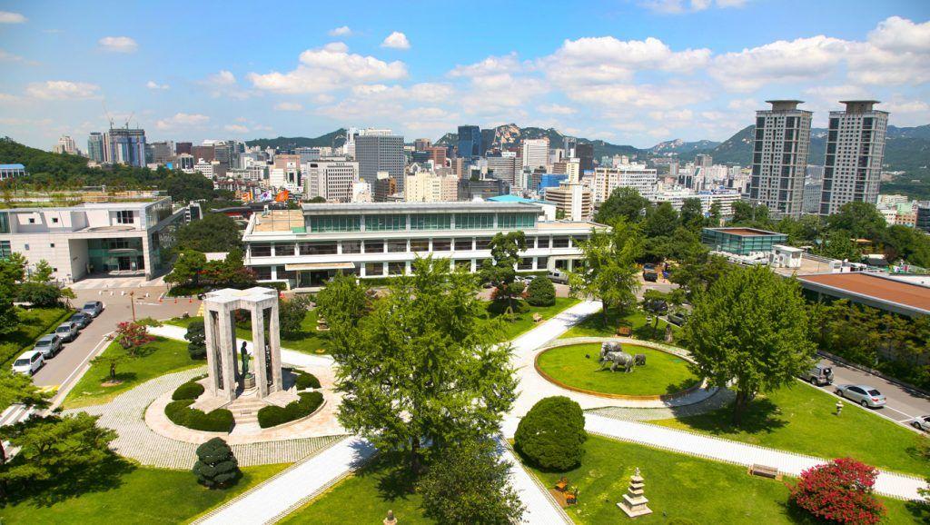 Trường đại học Hannam tri thức rộng mở tại thành phố Daejeon | Cửa sổ,  Daejeon, Thành phố
