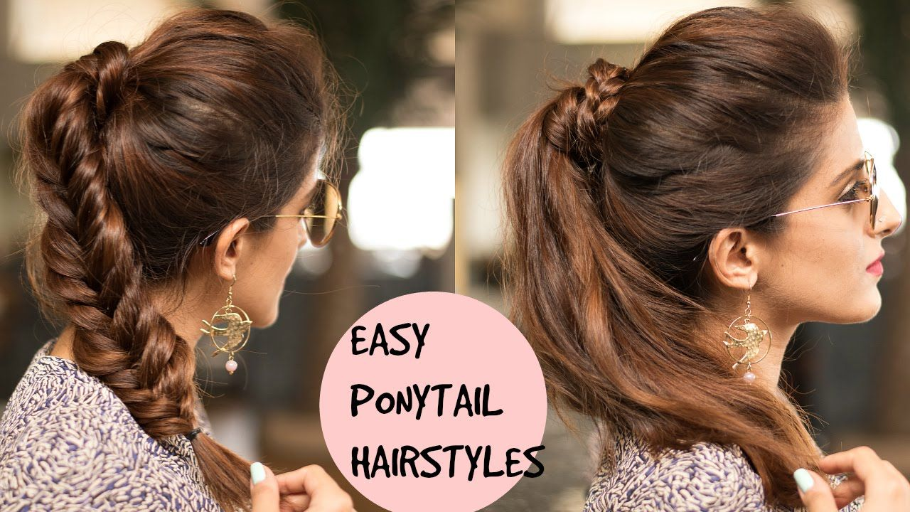 Ponytail Hairstyles For Medium Hair For College Name Ponytail Hairstyles Easy Braided Ponytail Hairstyles Ponytail Hairstyles