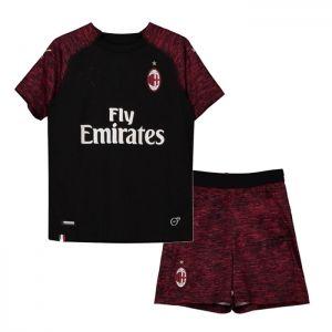 2018-19 Cheap Youth Kco.uk AC Milan Third Replica Black Kid Suco.uk  CFC669  1da672db5