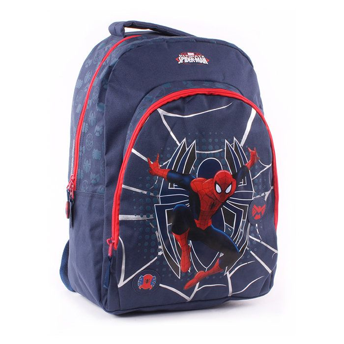a723d0f5e9d Ученическа раница Spiderman/ Спайдърмен North Face Backpack, Om, The North  Face, Spiderman