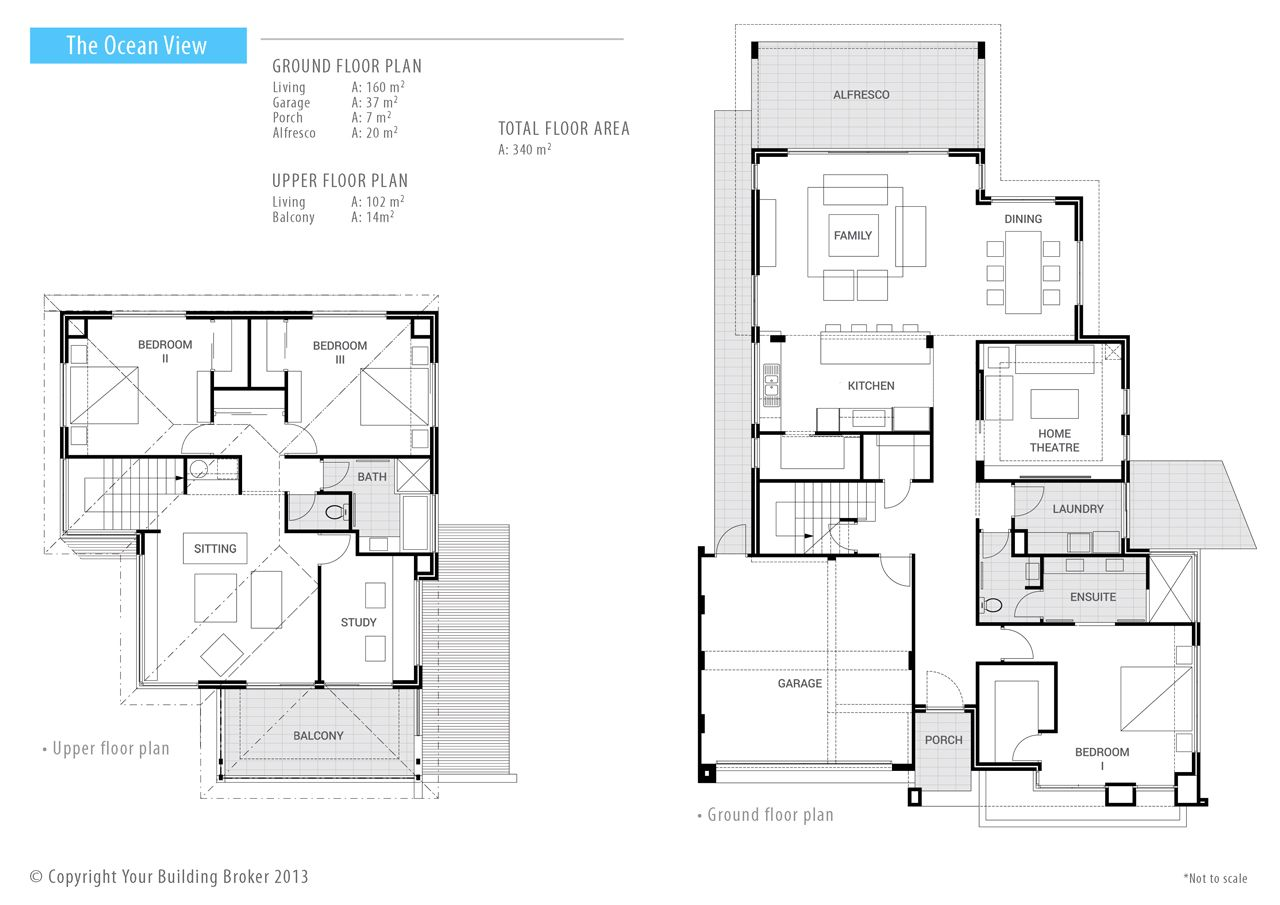 Pin By Pamela Johnson On Houses Ideas Double Storey House Ocean View Best Home Builders