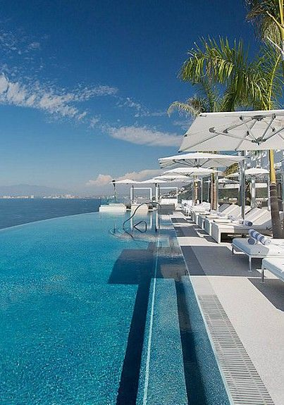 Hotel Mousai All Inclusive Puerto Vallarta Mexico With Images