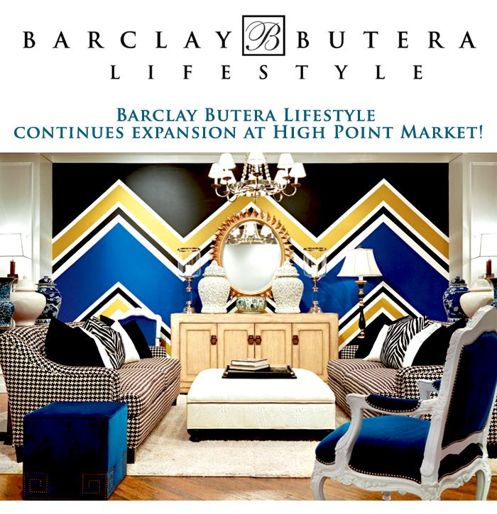 Barclay Butera Lifestyle Continues Expansion At Highpoint Market