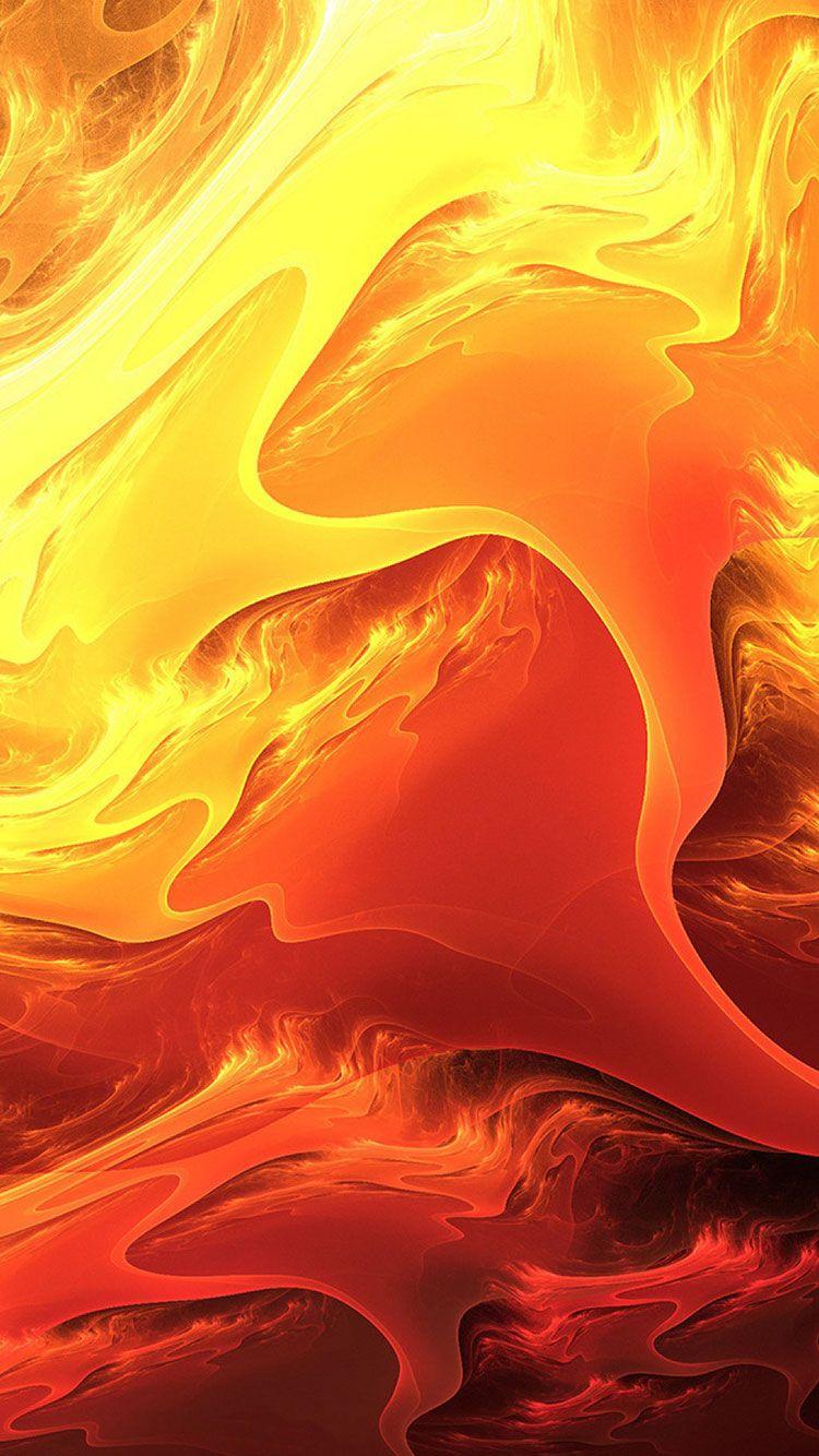 20 Fire Art Iphone Wallpapers Fractal Art Fire Art