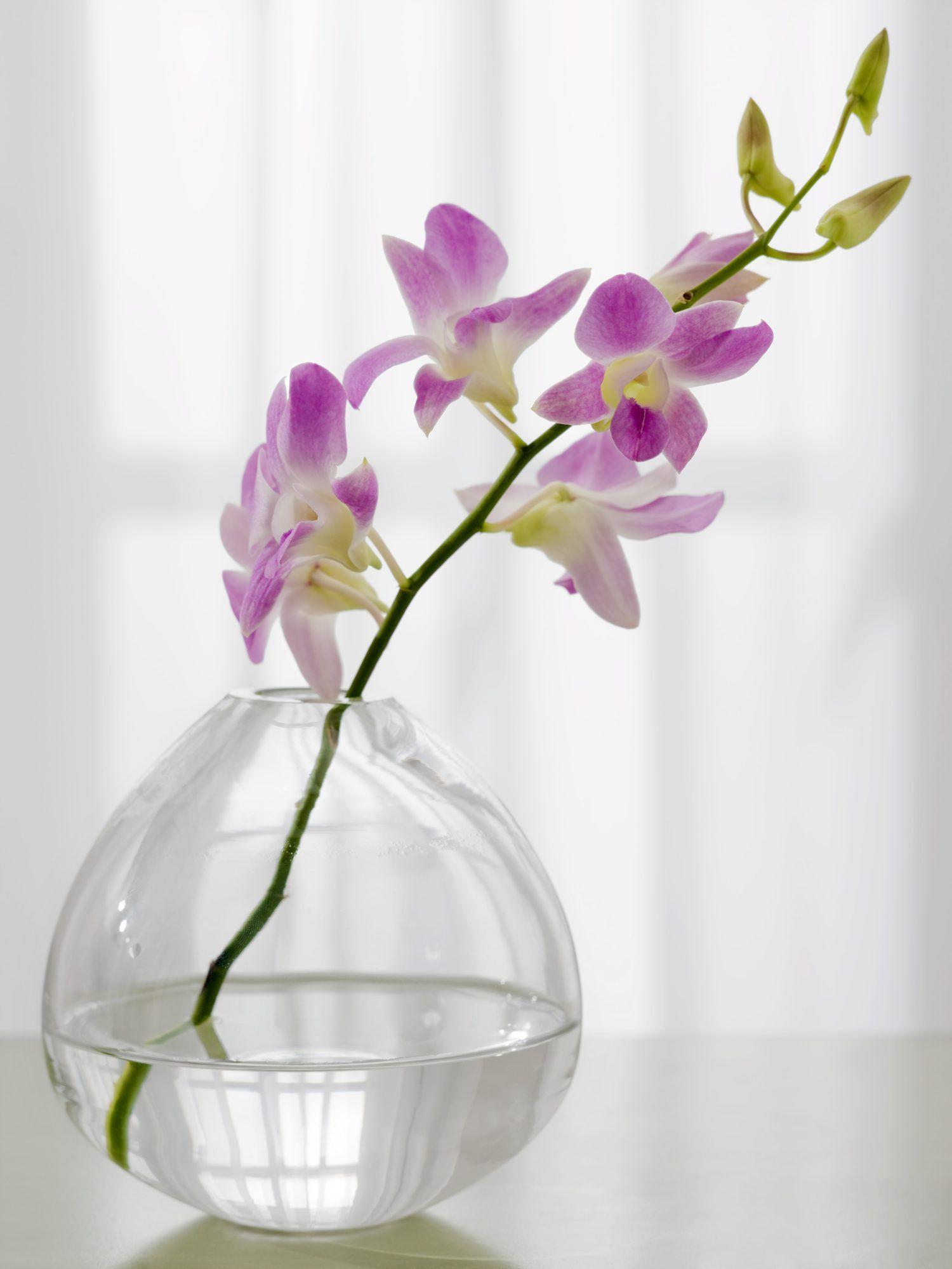 How to make liquid vase filler yourself silk flower