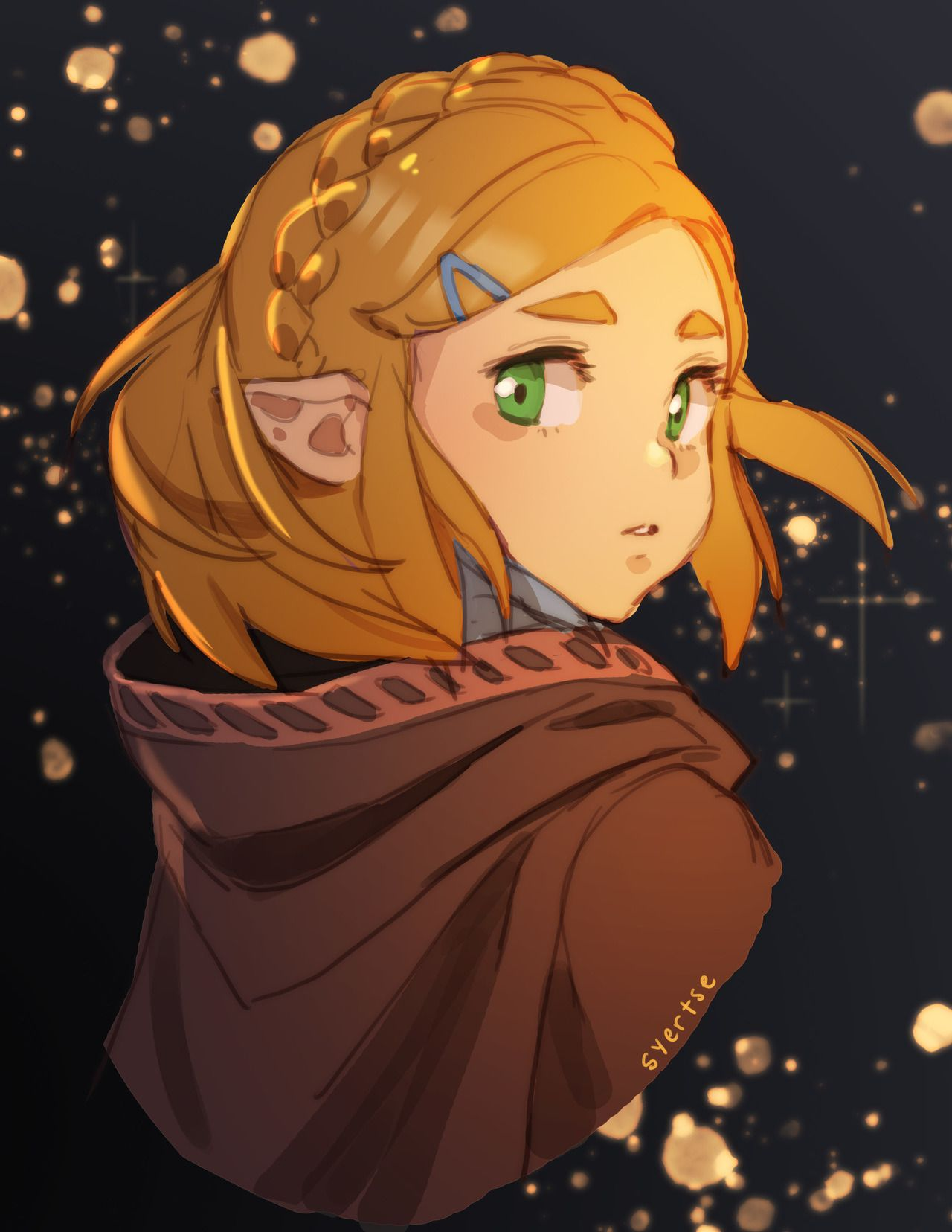 The Zelda Botw Sequel Caught Me By Surprise I Cant Wait To See Short Hair Zelda In Action Legend Of Zelda Legend Of Zelda Breath Legend