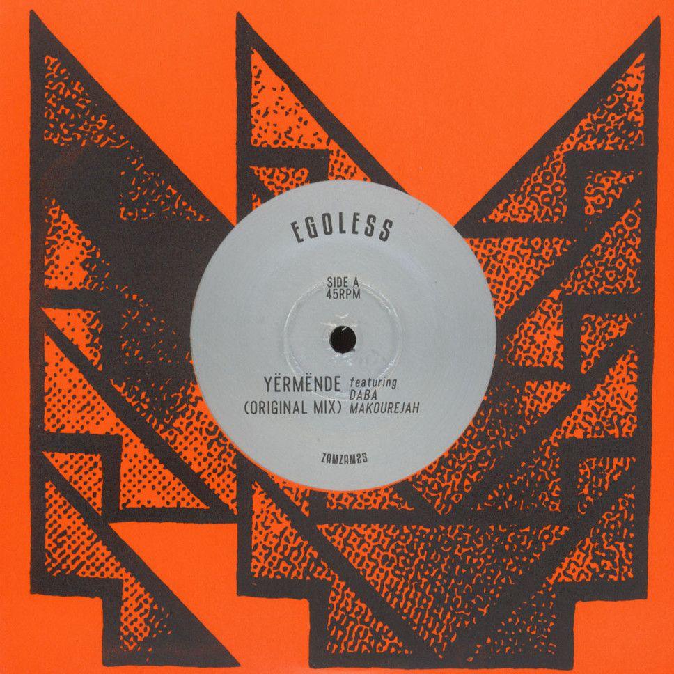 Egoless yermende 7 zamzam25 zamzam sounds vinyl