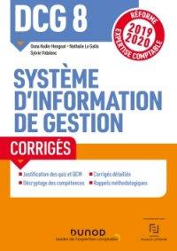 Expert Sup Com Dunod Tous Les Livres Du Dcg 8 Systeme D Information De Gestion Gestion Ressources Numeriques Comptable