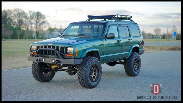 Lifted Jeep Cherokee Xj For Sale Jeep Cherokee Xj Jeep Cherokee Jeep Xj