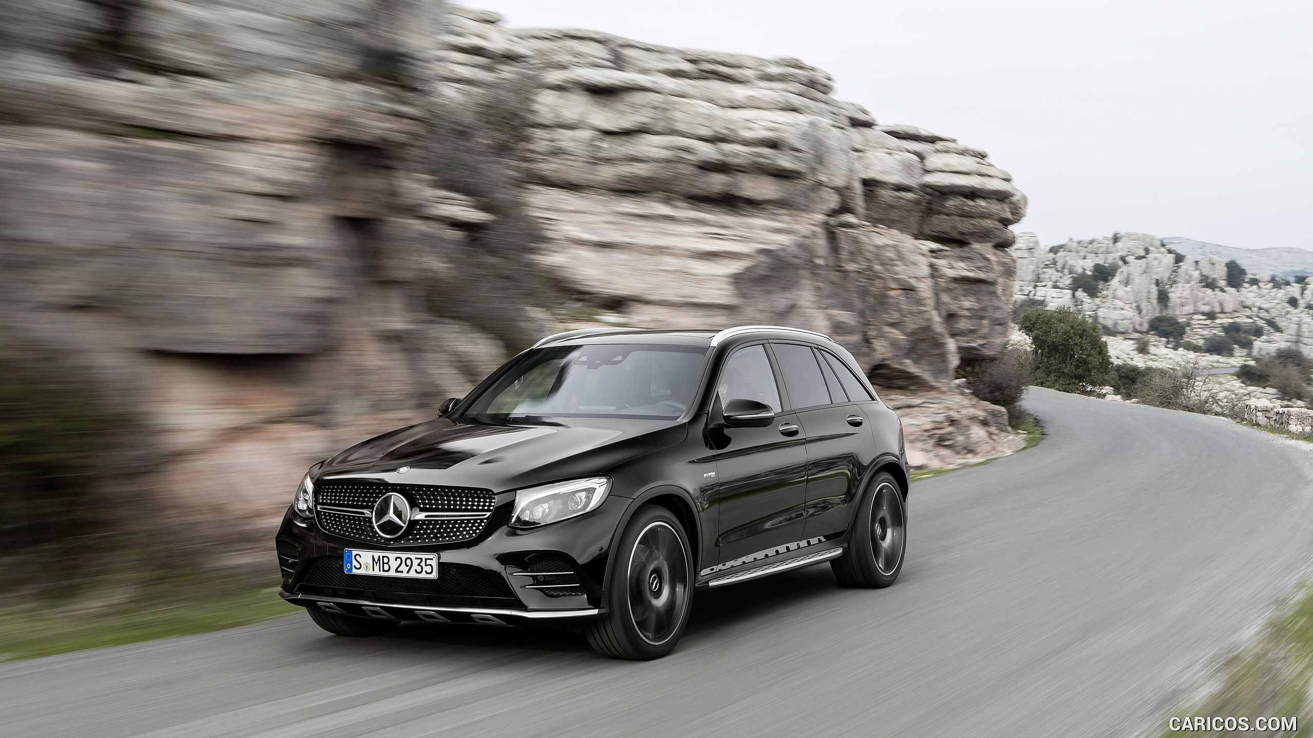 2017 Mercedes Amg Glc 43 Wallpaper Mercedes Amg Mercedes Hd