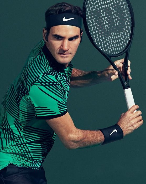 New Clothes For Hard Season Roger Federer Tennis Legends Tennis World