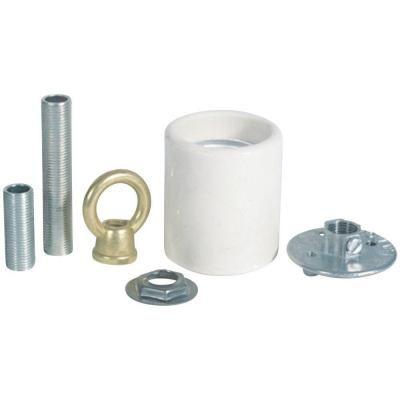 Westinghouse Porcelain Keyless Socket Adapter Kit 7040800 The Home Depot In 2020 Porcelain Lamp Porcelain Unglazed Porcelain