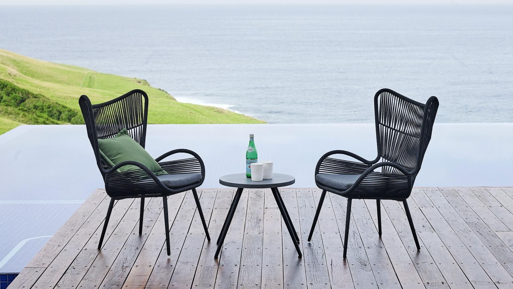 Reef 3 Piece Outdoor Chat Setting Outdoor Furniture Plans