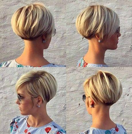 korte boblijn kapsels 2018 | kapsels in 2019 - hair cuts, short hair
