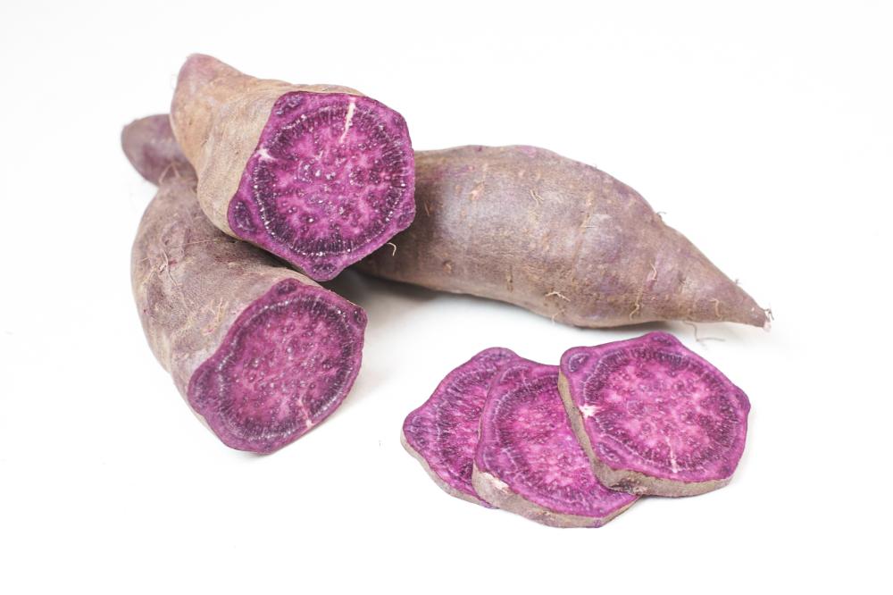 The Ultimate Purple Sweet Potato Guide Purple Sweet Potatoes Potatoes Sweet Potato