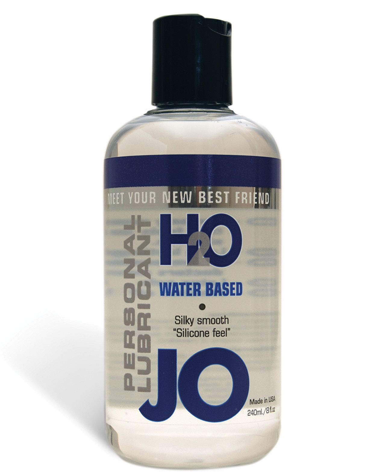 System Jo H2o Lubricant 8 Oz Water Based Lube Water Based