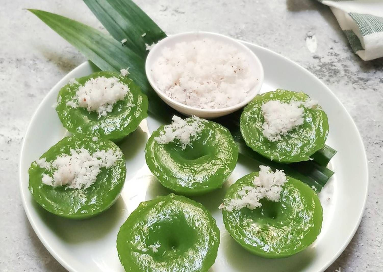 Resep Kue Lumpang Kue Ijo Oleh Dapurvy Resep Makanan Resep Masakan Resep