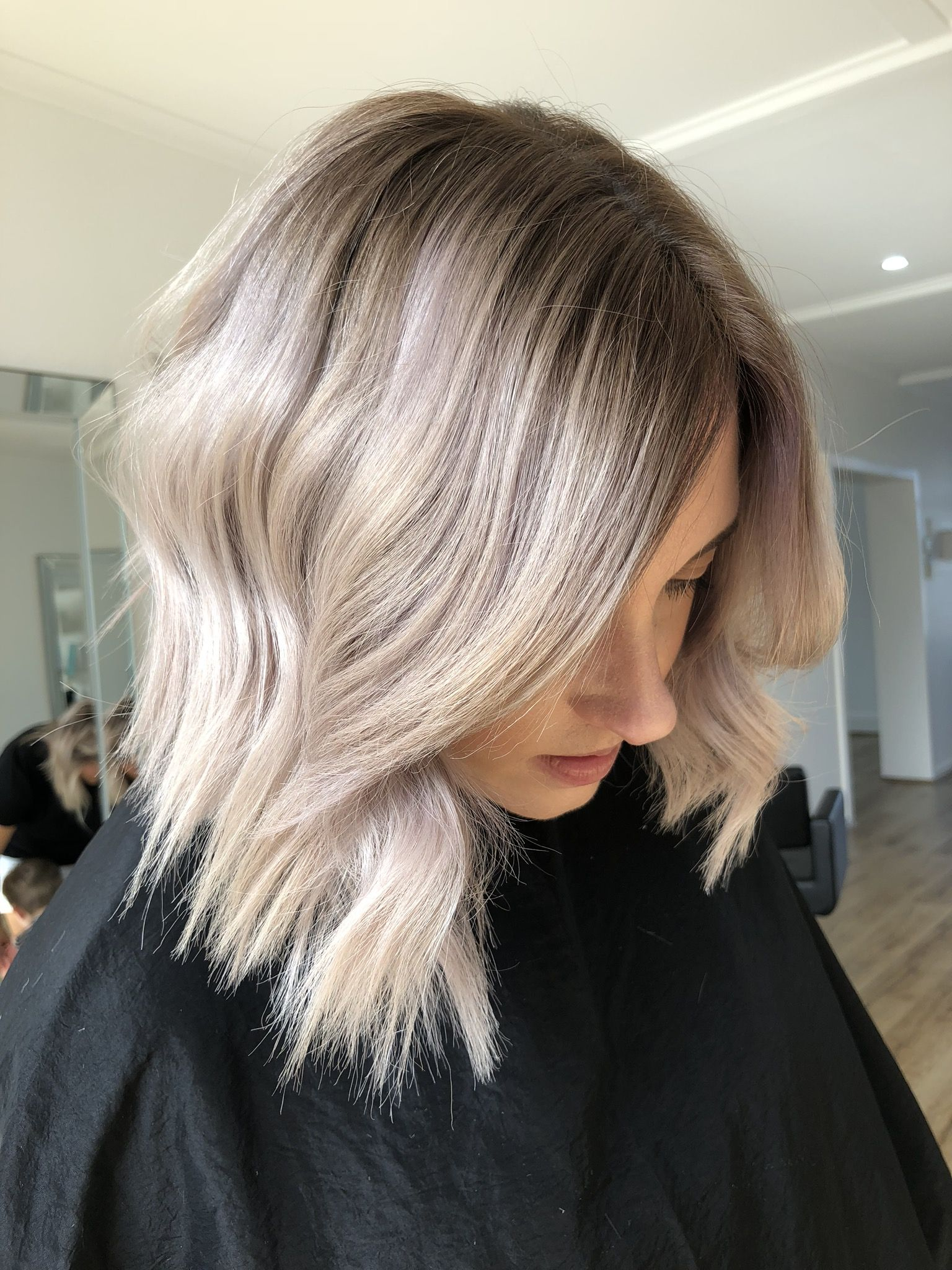Cool Balayage Jamie Hotteshair Hotteshair With Images