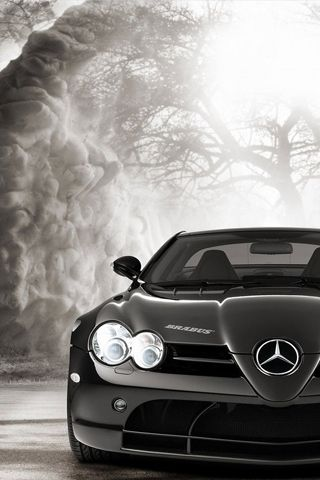 Mercedes SLK AMG. The True Classic 2 Seater Roadster. Sunday Afternoon,  Roof Down, Throttle Open, And The Howl Of The Engine To The Red Line !