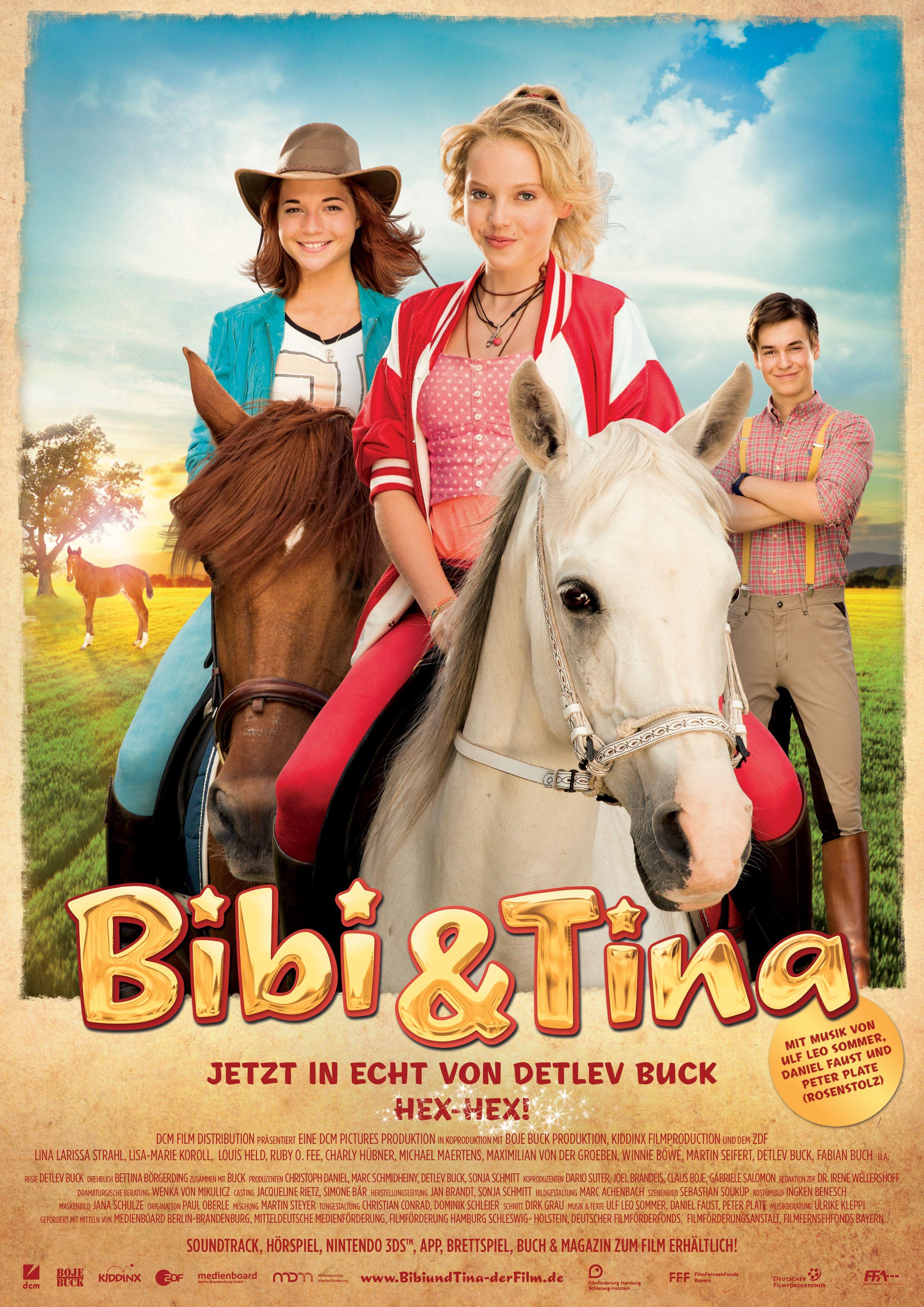 serien stream bibi und tina