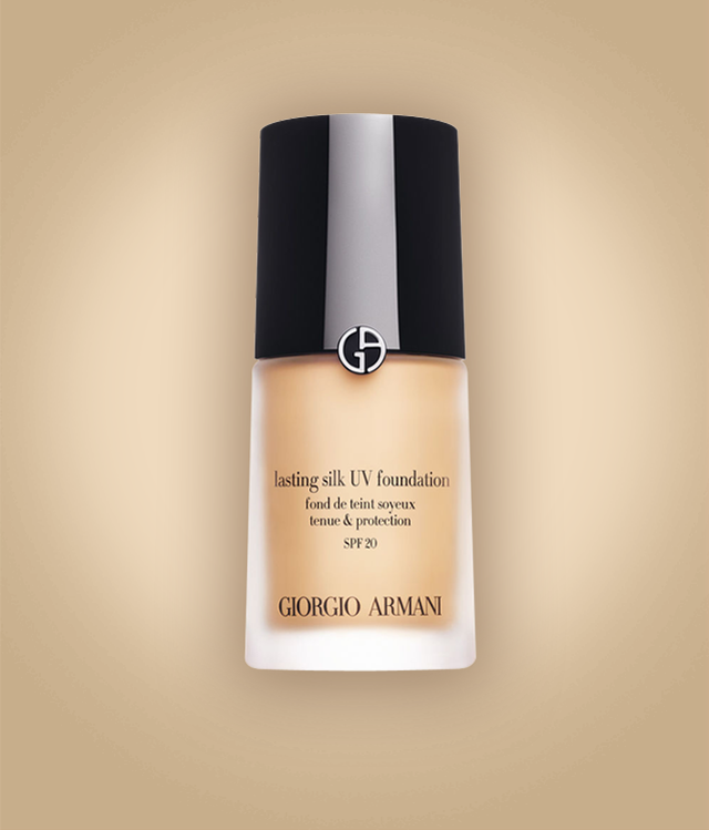 Armani Luminous Silk Foundation in 4.5