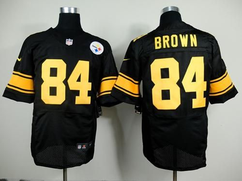 antonio brown black jersey
