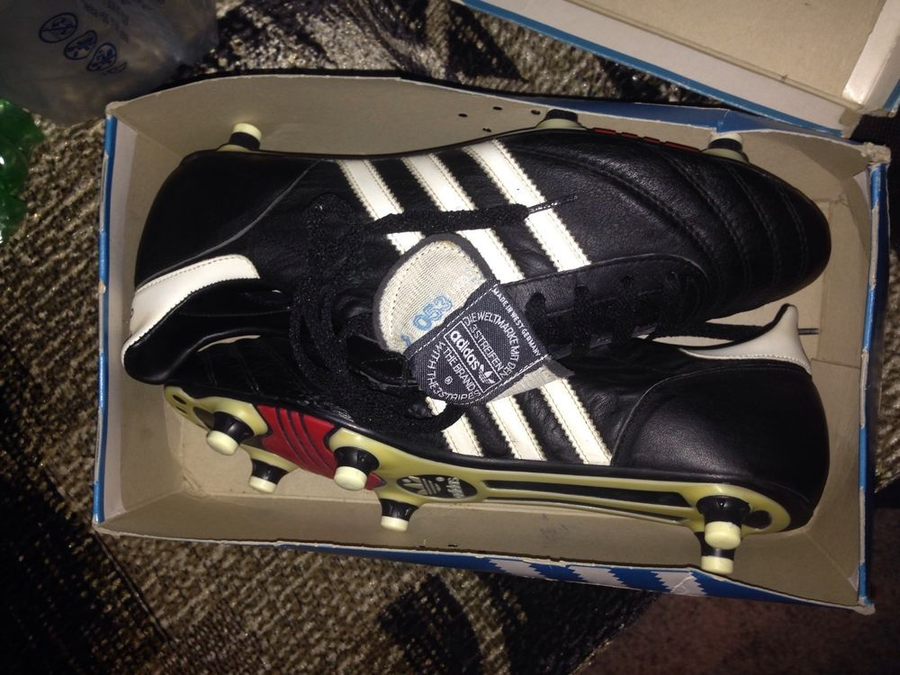 Adidas World Cup 1982 Original Soccer Cleats Boots