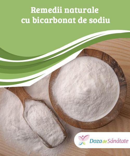Bicarbonatul de sodiu: bun pentru sanatate