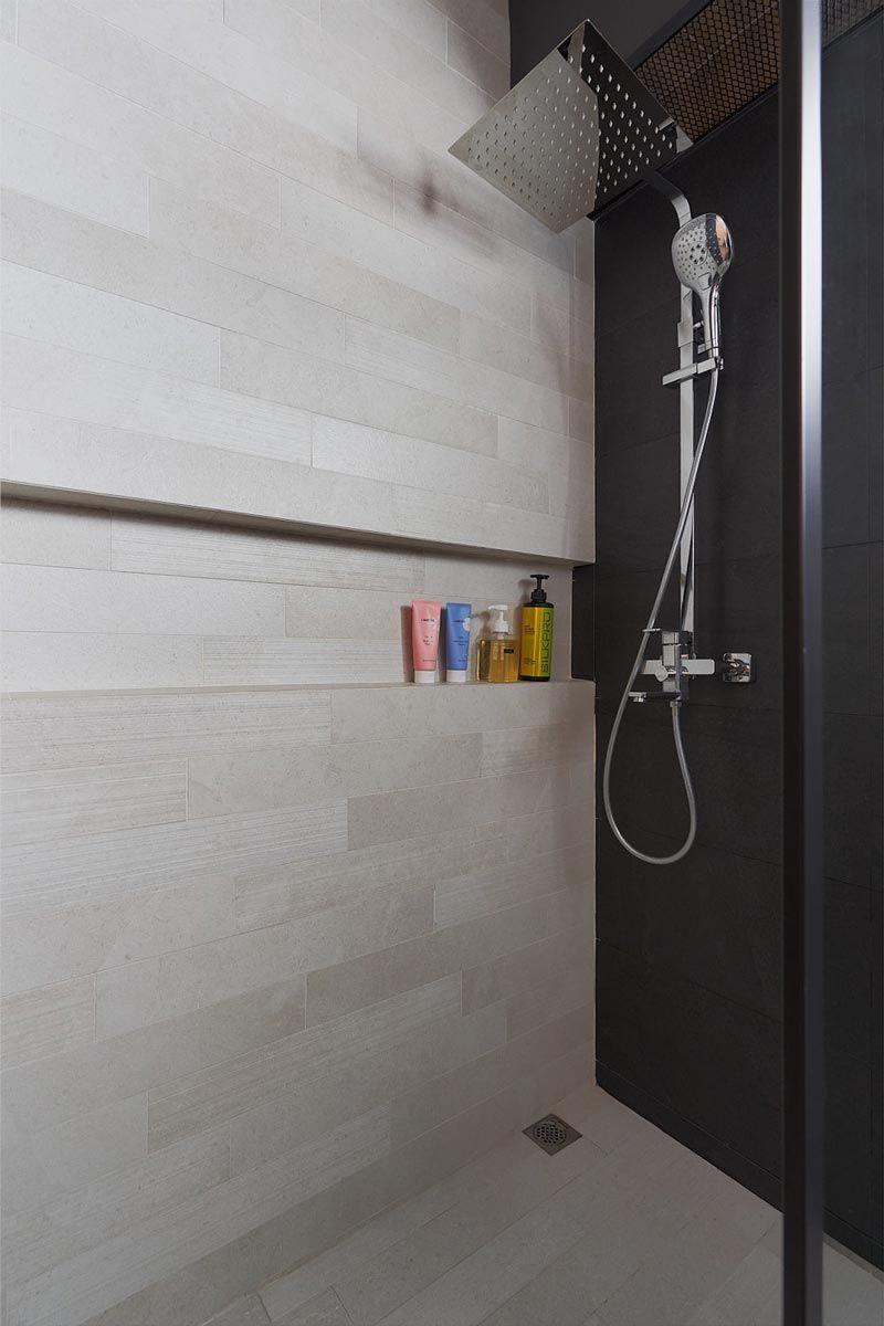 7 Stylish Shower Storage Solutions For Toiletries In 2020 Shower Storage Solutions Shower Storage Shower Niche