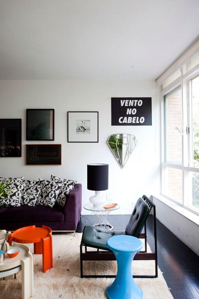 Appartement de Mauricio Arruda