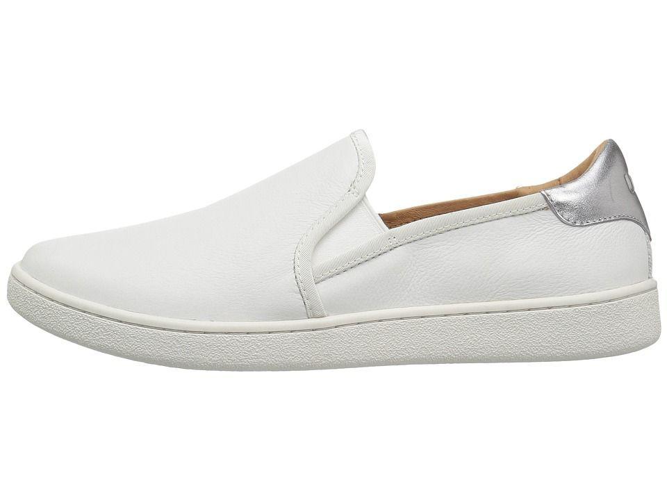 a9c0d4441c UGG Cas Women s Slip on Shoes White