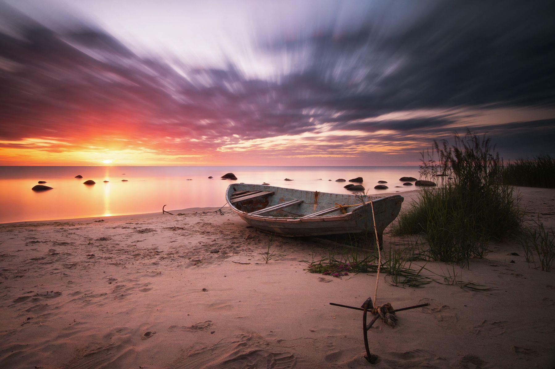 Фотограф Olegs Bucis (Bucis) - Рассвет на Калтене #1905795 ...