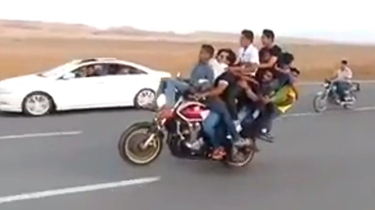 World Best Bike Stunt Video Ever Great Bike Stunt By Indian
