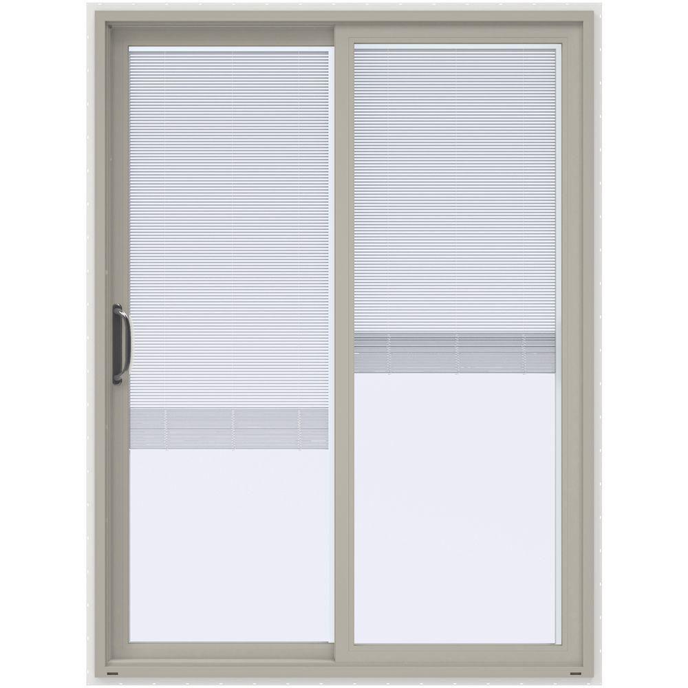 Attrayant JELD WEN Swinging Doors, Sliding Patio Doors, Silver Paint, Brown Paint,