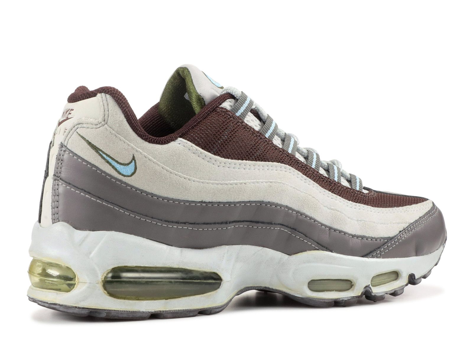 brand new 231b9 325b8 Cheap Nike Air Max 95 Jetstream Blue Chill Soft Grey Trainers For Sale  Online