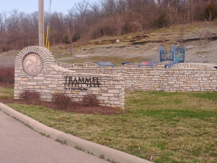 trammel fossil park in sharonville oh travels pinterest