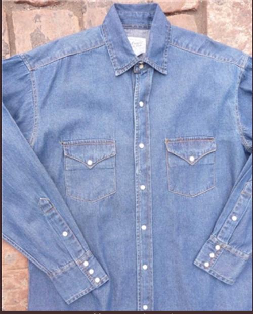 d6b3ff968c7 Rockmount Ranchwear Men s Denim Shirt-0369 in 2018