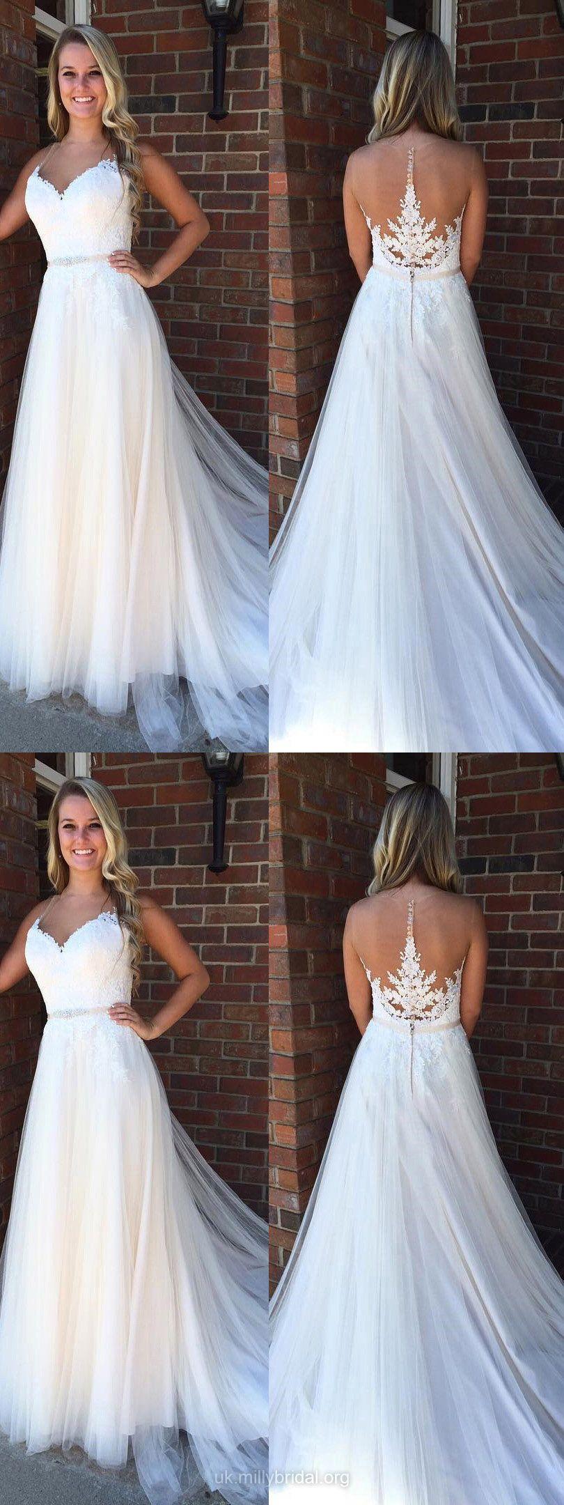 White formal dresses long princess prom dresses for teens elegant